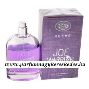 Christopher Dark Joe Warrior parfüm EDT 100ml