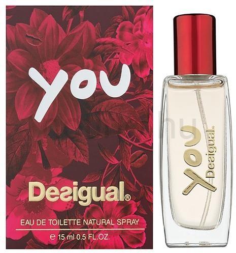 Desigual You parfüm nagykereskedés Parfüm nagykereskedés |