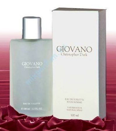 Christopher Dark Giovano parfüm EDT 100ml