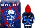 Police To Be Rebel EDT 40ml