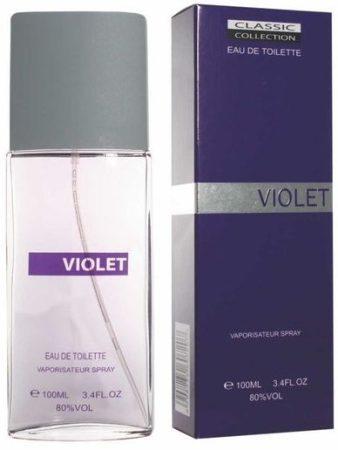 Classic Collection Violet parfüm EDT 100ml