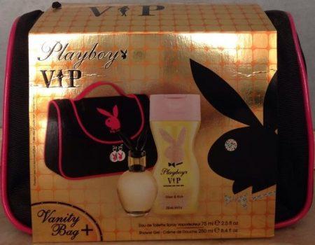 Playboy Play It Vip piperetáskás ajándékcsomag