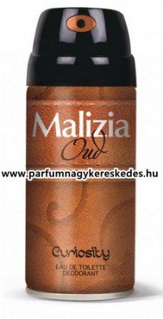 Malizia Oud Curiosity dezodor 150ml