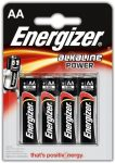 Energizer AA Alkaline Power ceruza elem 4db (LR6)