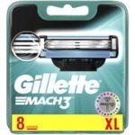 Gillette Mach3 borotvapenge 8 db-os