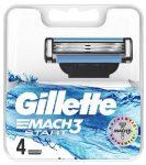 Gillette Mach3 Start borotvabetét 4db