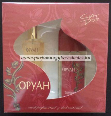 Chat D'or Opyah EDP 50ml + 75ml DNS (ajándék szett)