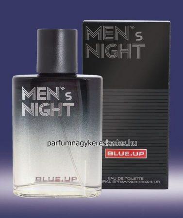 Blue Up Mens Night EDT 100ml