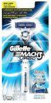 Gillette Mach3 Turbo borotvakészülék (borotva+betét)