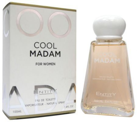 Entity Cool Madam for women EDT 100ml