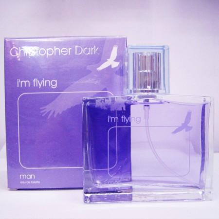 Christopher Dark I'm Flying Man parfüm EDT 100ml