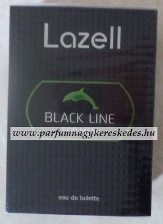 Lazell Black Line Men parfüm EDT 100ml