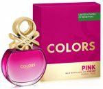 Benetton Colors de Benetton Pink EDT 50ml