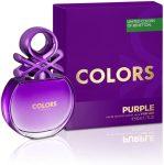 Benetton Colors de Benetton Purple EDT 50ml