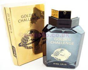 Omerta Golden Challenge parfüm EDT 100ml