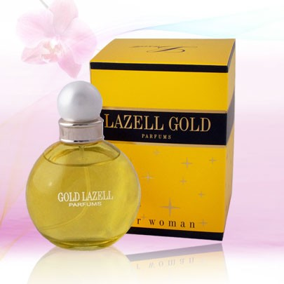 Lazell Gold parfüm EDP 100ml
