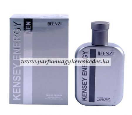 J.Fenzi Kensey Energy Men EDP 100ml