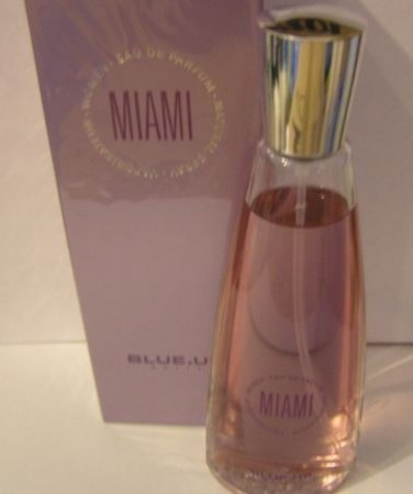 Blue Up Miami parfüm EDP 100ml