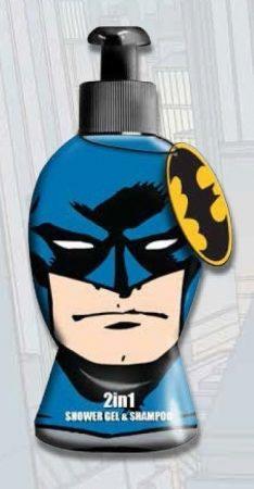 Batman 2in1 tusfürdő és sampon 300ml