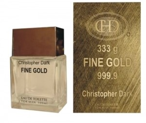 Christopher Dark - Fine Gold - EDT 100 ml